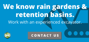 info on rain garden