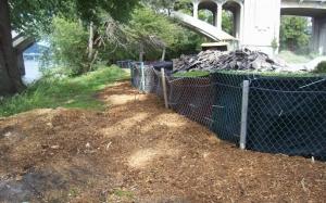 erosion control fence